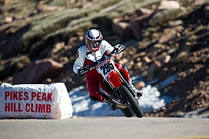 Hillclimb Breaking news Honda heading back to Pikes Peak