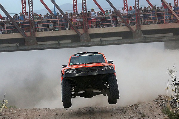 Robby Gordon wins final stage of 2015 Dakar