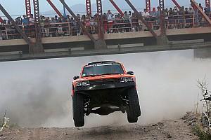 Dakar Breaking news Robby Gordon wins final stage of 2015 Dakar