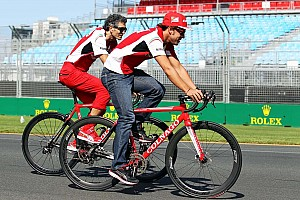 Formula 1 Breaking news F1 career turmoil stopped Alonso's cycling dream