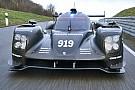 Porsche: LMP1 test in Abu Dhabi