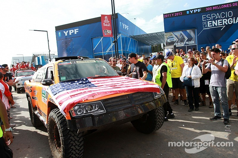 What we learned at the 2015 Dakar Rally