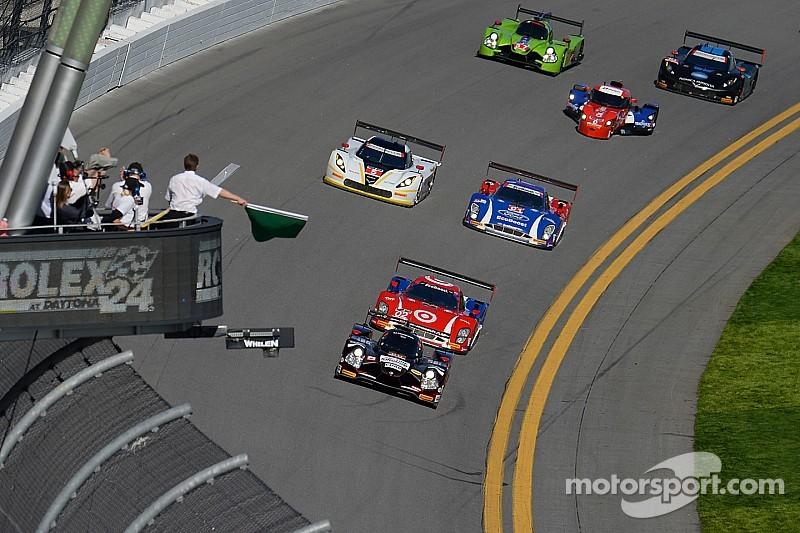 Rolex 24 at Daytona: It's green, green, green!