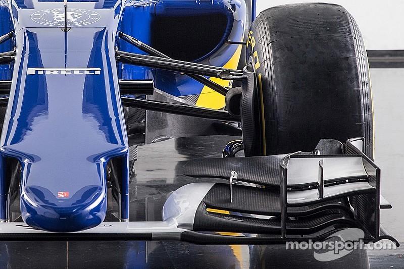 Sauber C34-Ferrari, what's new?