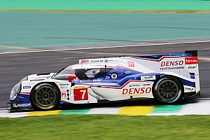 WEC Breaking news Toyota Racing confirms 2015 drivers