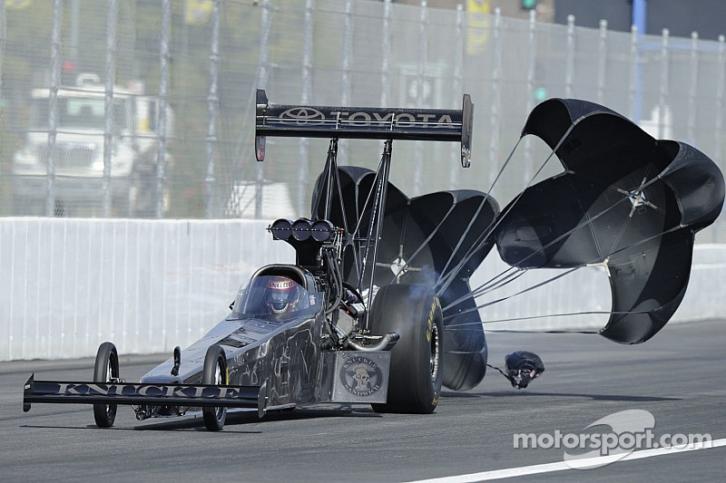 Hagan, Langdon and Line winners in NHRA season opener