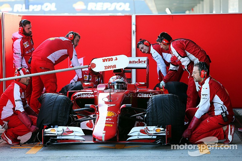 Ferrari has