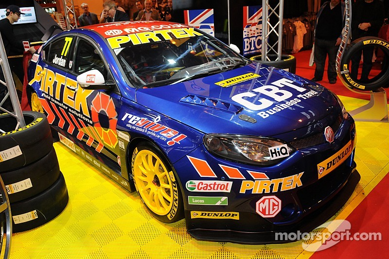 'From the moment I started, I wanted to be a factory driver' – Andrew Jordan