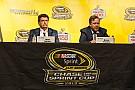 NASCAR promotes Mike Helton and Brent Dewar