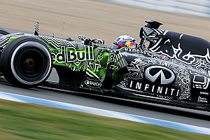 F1 Noticias de última hora Renault sigue explorando los límites de su motor 2015
