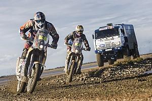 Dakar Análisis Los contendientes del Dakar están listos