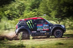 Dakar Previo Nueve MINI ALL4 listos para el desafío más grande del deporte motor