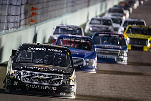 NASCAR Truck Preview NASCAR'S Camping World Truck Series returning to Atlanta in rare doubleheader