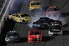 Rookie error ignites multi-car crash during second Daytona Duel