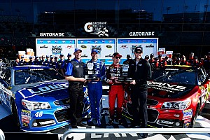 NASCAR Cup Preview Daytona 500 starting lineup