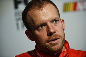 NASCAR Cup Interview Regan Smith prepares to sub for Kurt Busch in the Daytona 500