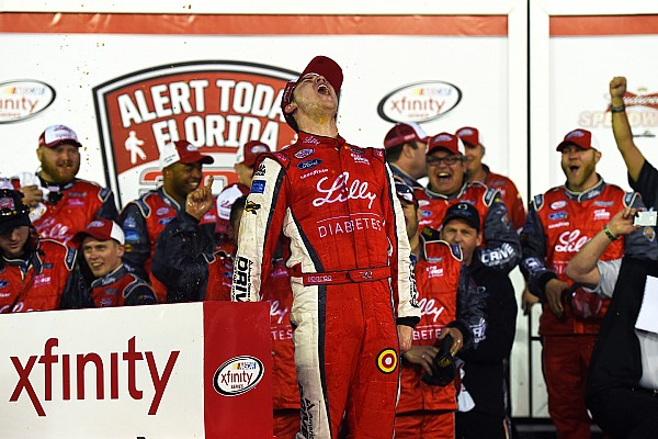 Ryan Reed wins career first at Daytona