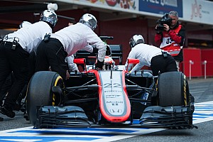 Formula 1 Breaking news Button admits McLaren-Honda 'won't win first race'