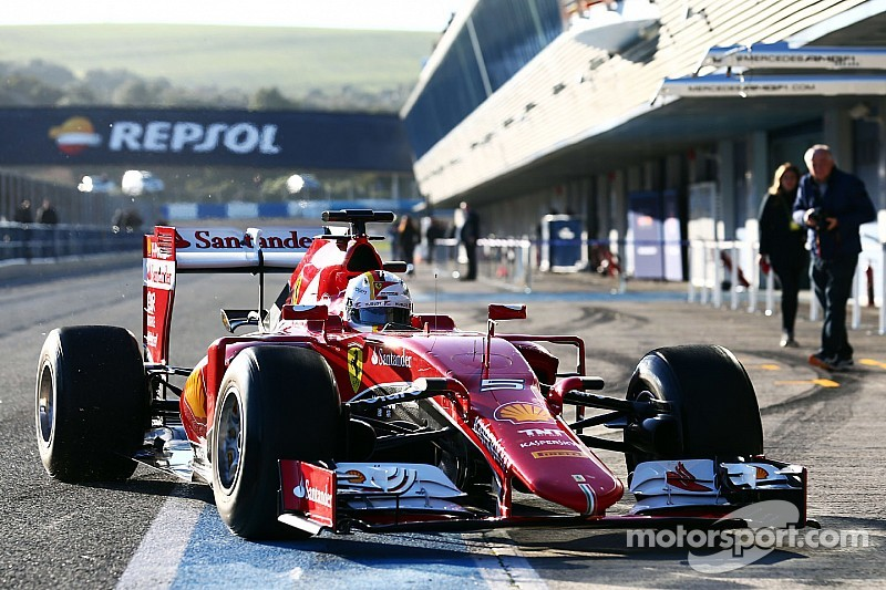 Vettel niega que su casco sea copia al de Schumacher