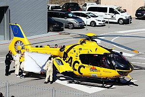 Formula 1 Breaking news Manager shares first photo of Alonso after crash