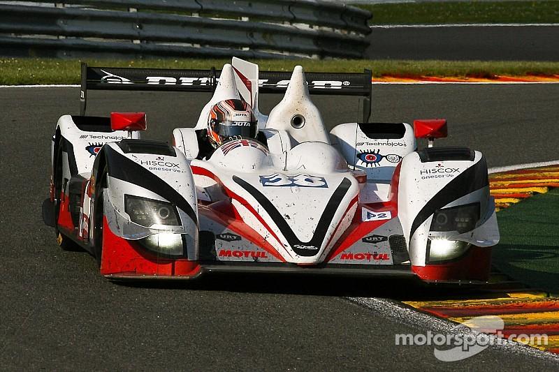 LMP2 testing underway at Aragon
