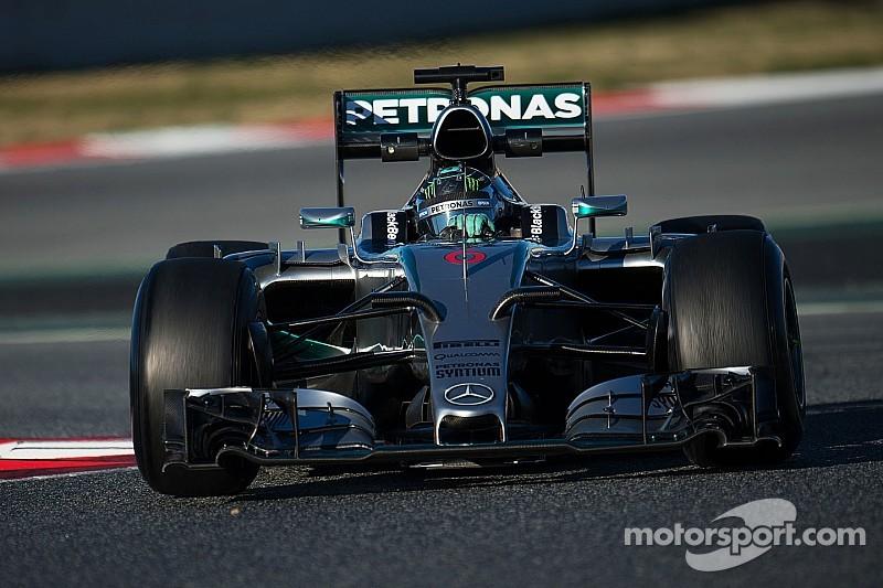 Mercedes still favourite in 'engine championship'