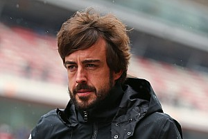 Formula 1 Breaking news McLaren says Alonso 'physically perfect'