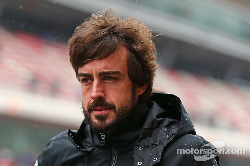 McLaren says Alonso 'physically perfect'