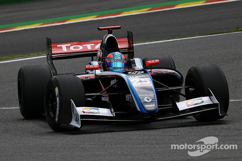 Oscar Tunjo se separa de Pons Racing