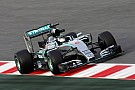 Mercedes will not totally dominate 2015 - Lauda