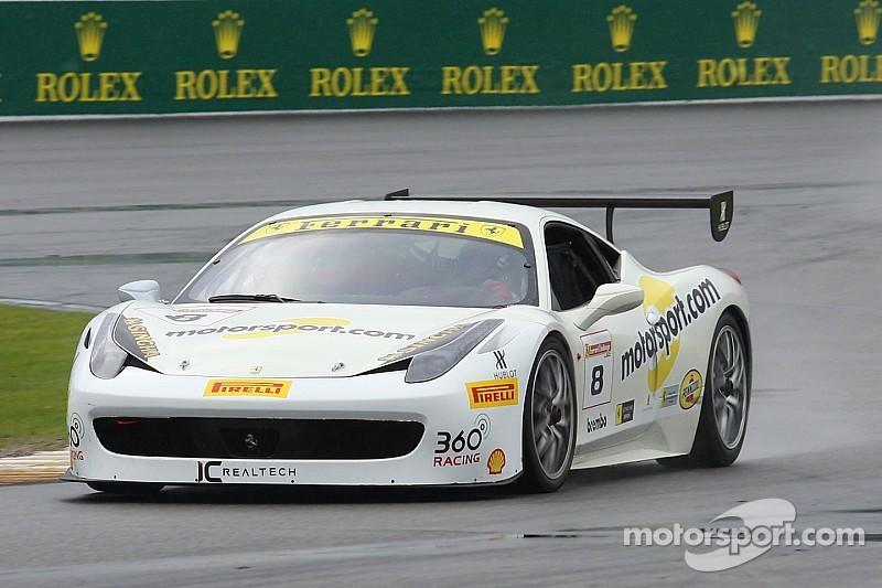 Un placer correr en GT3: Ron Vogel