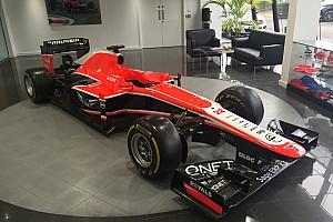 Fórmula 1 Análisis Fitzpatrick, el enamorado de F1 que salvó a Marussia