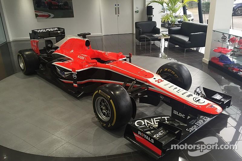 Fitzpatrick, el enamorado de F1 que salvó a Marussia