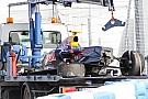 Stoneman uninjured in Jerez test crash