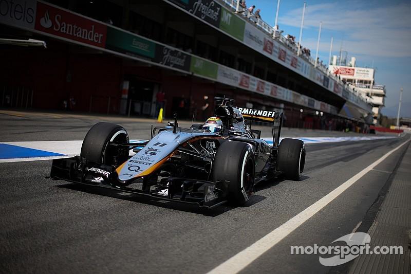 Australia, una carrera a ciegas para Force India