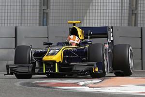 FIA Fórmula 2 Crónica de test Lynn mantiene a DAMS mandando en Abu Dhabi