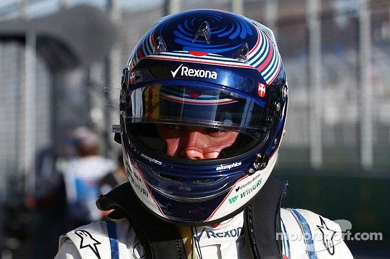 Bottas taken to hospital for back checks