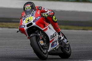 MotoGP Testing report Rivals chasing factory Ducati riders in Qatar