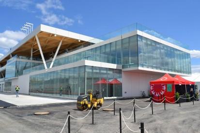 Kanada-GP: Neue Boxenanlage in Montreal offiziell vorgestellt