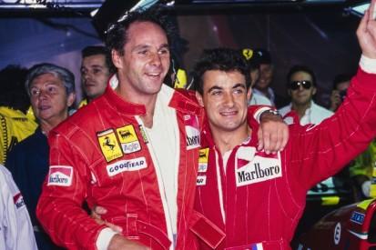 """Jean Alesi: Anfangs Vorbehalte gegen """"politischen"""" Gerhard Berger"""