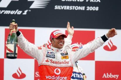 """Hamilton verrät seine Lieblingsstrecken: """"Silverstone mein Favorit"""""""