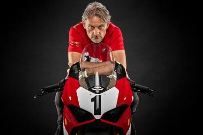 Sonderlackierung in Laguna Seca: Ducati erinnert an Carl Fogarty und die 916
