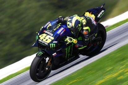 Yamaha in Spielberg laut Rossi deutlich konkurrenzfähiger als im Vorjahr