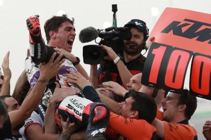 Fotostrecke: 100 Siege für KTM! Diese 24 Fahrer durften jubeln