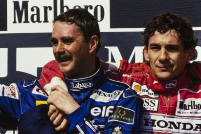 Ayrton Senna: Wie er Nigel Mansell 1992 zum Weltmeister gemacht hat