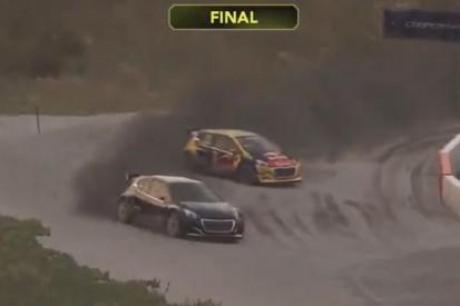 WRX E-Sport in Hell: Tom Blomqvist siegt als Gaststarter