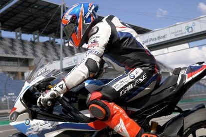 BMW-Test auf dem Lausitzring: Neue Teile für Tom Sykes und Eugene Laverty