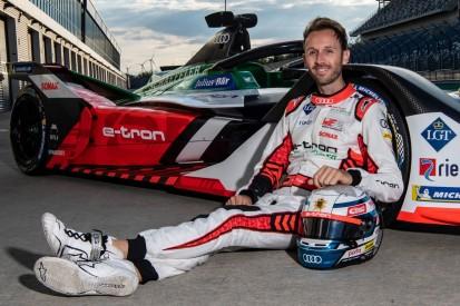 """Riesige Herausforderung"": Rene Rast testet erstmals Formel-E-Audi"