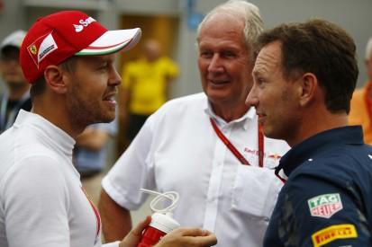 Verstoß gegen Corona-Regeln: FIA ermahnt Sebastian Vettel & Red Bull