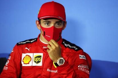 """""""Ist es vorbei?"""": Charles Leclerc verpasst in Spielberg beinahe das Rennende"""